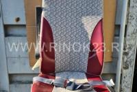 Сидение пассажирское с ремнем безопасности YT06A Краснодар