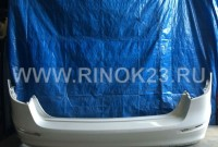 Задний бампер б/у для Kia Rio 4 2015 г. в Краснодаре