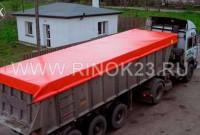 Полога и шторы для укрытия сыпучих и других грузов при хранении и перевозке