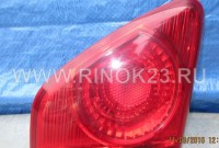 Фонарь задний правый в крышку Toyota Corolla Е 140