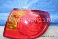 Фонарь (стоп сигнал) задний правый Hyundai Elantra HD 2006-10 г.