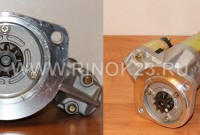 Стартер TD27 QD32 BD30 12V/24V Nissan Atlas/Terrano/Urvan/Caravan/Patrol Краснодар