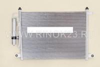 Радиатор кондиционера CHEVROLET AVEO 1.4 05- / DAEWOO KALOS 1.4 02- Краснодар