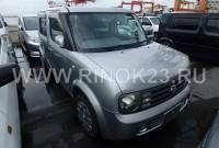Запчасти Nissan Cube авто в разборе Краснодар