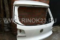 Крышка багажника, пятая дверь б.у Volkswagen Tiguan (Фольксваген Тигуан)
