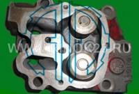 Головки блока цилиндров  Двигателя Daewoo DV 15T Краснодар