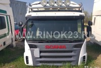 Кабина комплектная Scania R-series Ст.Холмская