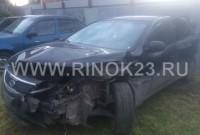 Аварийная KIA Cerato 2012 г. в разборе, двигатель 1,6 л. АКПП Краснодар