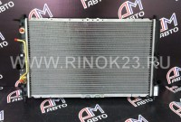 Радиатор охлаждения ZAZ chance 1.4L АТ Краснодар