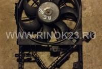 Вентилятор радиатора основной б.у. на Opel Vectra B