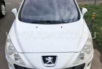 Запчасти Peugeot 308 2010 авто в разборе Краснодар