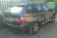Запчасти BMW X5 SPORT 2002 авто в разборе  Краснодар