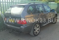 BMW X5 SPORT 2002 в разборе на запчасти  Краснодар