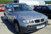 Запчасти BMW x3 2005 авто в разборе  Краснодар