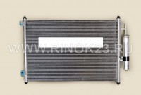 Радиатор кондиционера NISSAN X-TRAIL 07- Краснодар