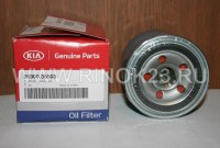 Фильтр масляный Hyundai и KIA артикул: 26300 35503