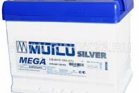 Аккумулятор Mutlu Silver 60 Ач