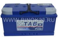 Аккумулятор Tab Polar емкость 92 Ач (Словения)