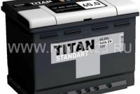 Аккумулятор Titan Standart 60 Ач