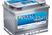 Аккумулятор Varta Start-Stop Plus 60 Ач