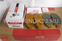 Колодки тормозные задние RR TOYOTA MARK X,CROWN 03-/LEXUS GS300/GS430/GS460