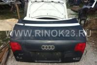 Крышка багажника б.у на Audi A4 кузов EX5