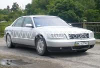 Стекло лобовое  AUDI A8 1999-2002