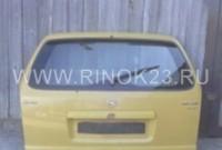 Крышка багажника, пятая дверь б/у Opel Astra G 1997-2004  в Краснодаре