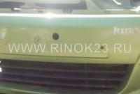 Передний бампер б.у. на Daewoo Matiz 2012 г купить в Краснодаре