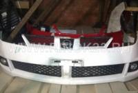 Бампер передний б/у Nissan Wingroad 11