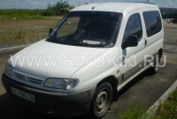 Стекло лобовое CITROEN BERLINGO (PEU.PARTNER) 96-