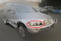 Контрактная фара BMW X5, E53 рестйлинг правая, левая Краснодар