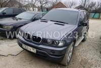 Запчасти BMW X5 E53 авто в разборе Славянск-на-Кубани