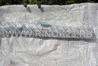 Молдинг решетки радиатора на капот Elantra XD Краснодар
