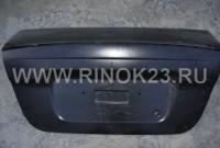 Крышка багажника б/у Chevrolet Aveo T200 (седан) в Краснодаре