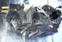 Радиатор печки (отопителя) в сборе, мотор печки с крыльчаткой, корпус печки на Daewoo Damas.