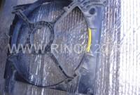 Диффузор вентилятора охлаждения на Daewoo Leganza/Дэу Леганза/Донинвест Кондор