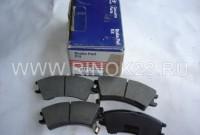 Тормозные колодки передние на Hyundai Atoz/Kia Visto