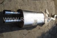 Глушитель, задний резонатор (бочка) Honda Accord, Rover 620 в Краснодаре
