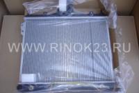 Радиатор на Hyundai Getz/Хундай Гетц (автомат)
