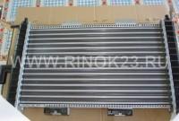 Радиатор охлаждения двигателя Daewoo Matiz 0.8 с МКПП в Краснодаре