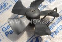 Вентилятор охлаждения двигателя на Hyundai Accent/Хундай Акцент