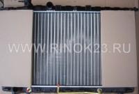 Радиатор охлаждения на Hyundai Sonata 5/Хундай Соната 5