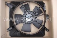 Вентилятор охлаждения радиатора Kia Rio 1 до 2002 г. в Краснодаре