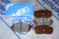 Тормозные колодки передние FAW 1010 производство Япония