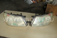 Фара б/у Nissan Liberty RM12; PM12