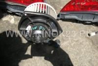 моторчик печки б/у Nissan Primera P11