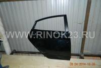 Дверь задняя правая б/у на Hyundai Solaris/ Хундай Солярис (черная)