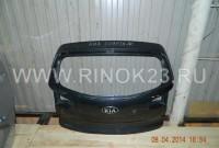 Крышка багажника задняя б/у на KIA Sportage 3/Киа Спортейдж 3