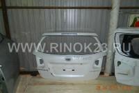 Крышка багажника б/у на Kia Sorento 3/Киа Соренто 2012